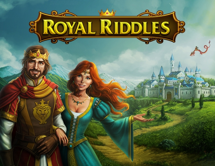 Royal Riddles (itch.io key) -- RU