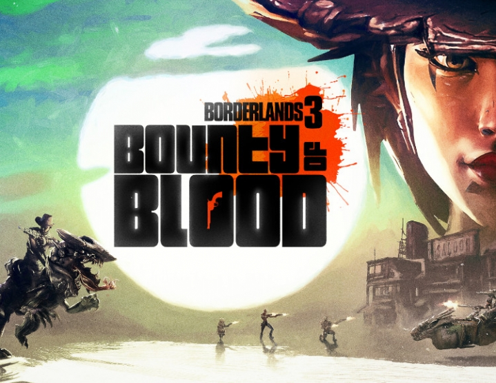 Borderlands 3 Bounty of Blood (Epic key) -- RU