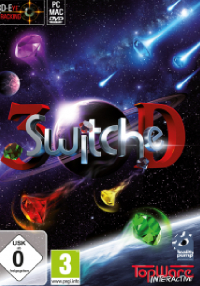 3SwitcheD (Steam key) == Region free