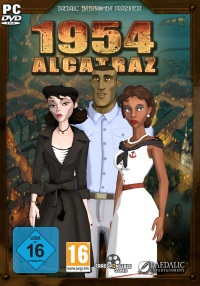 1954 Alcatraz (Steam key) == RU