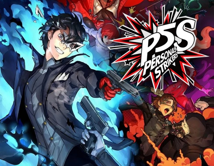 Persona 5 Strikers (steam key) -- RU