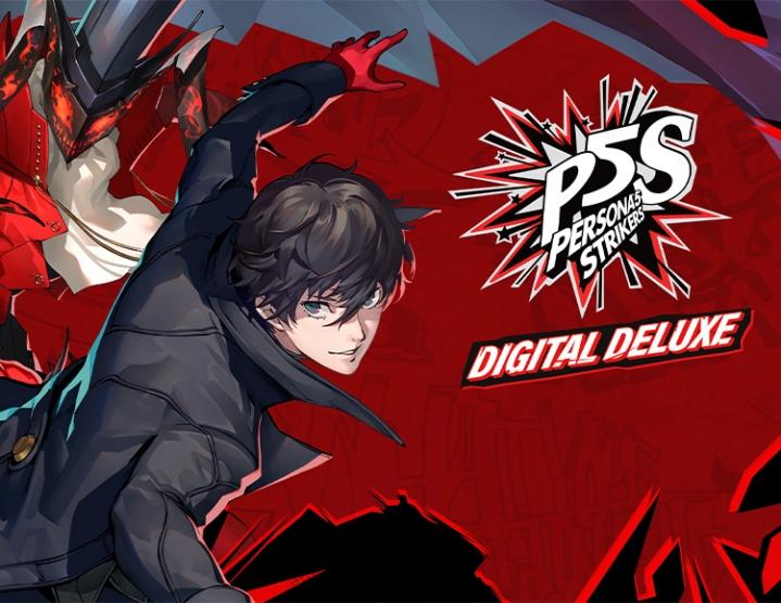 Persona 5 Strikers  Deluxe Edition (steam key) -- RU