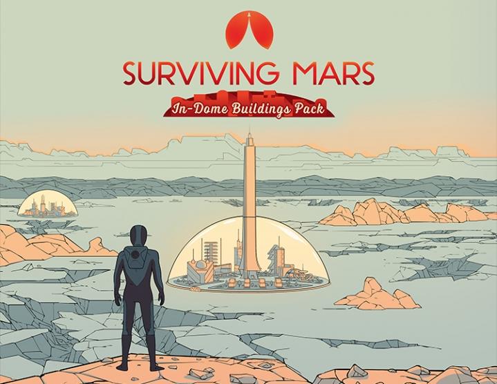 Surviving Mars InDome Buildings Pack (steam key) -- RU