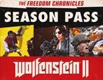 Wolfenstein 2 The New Colossus Season Pass steam -- RU