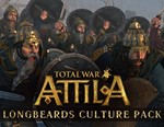 Total War Attila Longbeards Culture DLC Steam -- RU