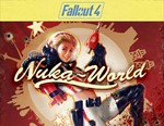 Fallout 4  Nuka World DLC (steam key) -- RU