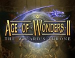 Age of Wonders II The Wizards Throne (steam key) -- RU