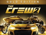THE CREW 2 GOLD EDITION (uplay key) -- RU
