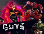 GUTS (steam key) -- RU