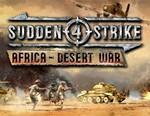 Sudden Strike 4  Africa Desert War (steam key) -- RU