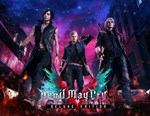 Devil May Cry 5 Deluxe Edition (steam key) -- RU