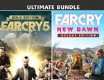 Far Cry New Dawn Ultimate Bunlde (uplay key) -- RU