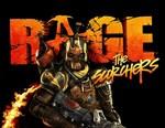 Rage The Scorchers (Steam key) -- RU