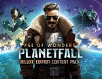 Age Wonders Planetfall Deluxe Edition Content -- RU