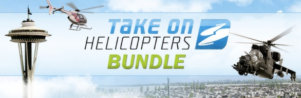 Take on Helicopters Bundle (Region Free)