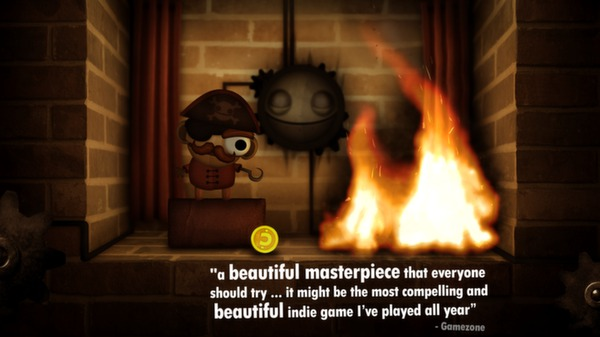 Little Inferno ( Steam, Region Free )