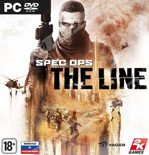Spec Ops: The Line (STEAM) - ЛИЦЕНЗИЯ 1С + СКИДКИ
