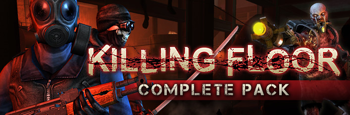 Killing Floor Bundle (Steam Gift / RU / CIS)