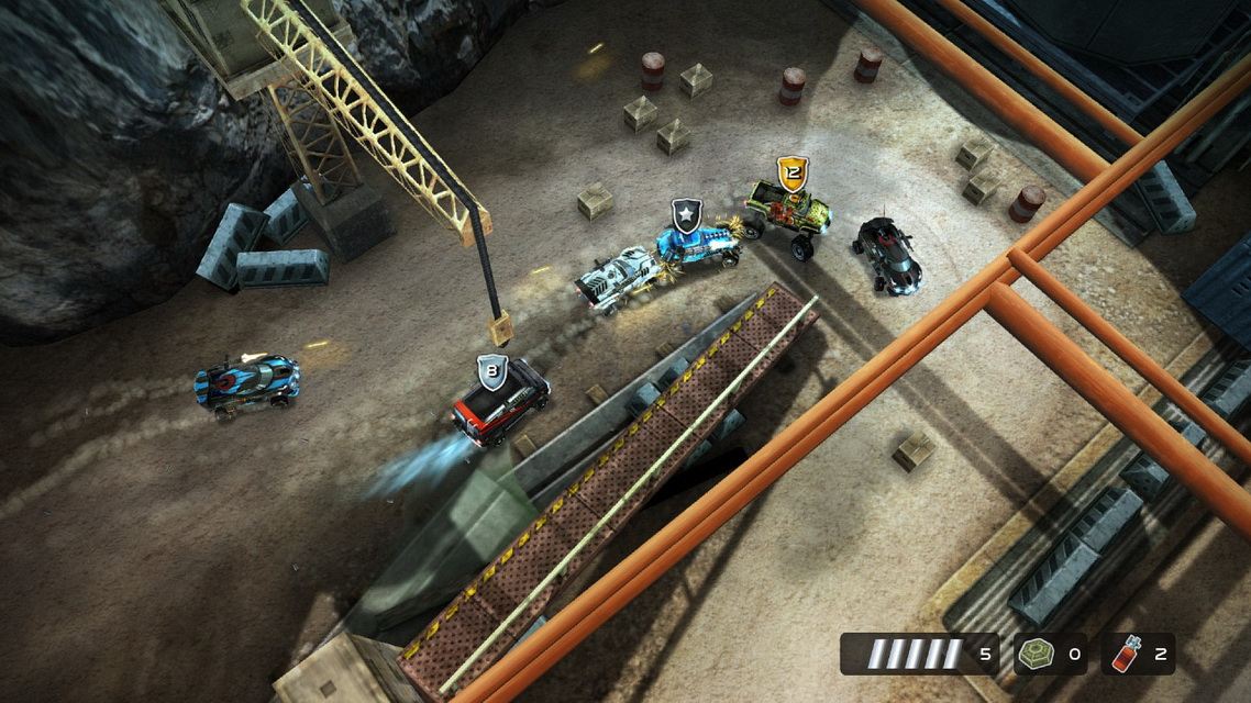 Death Rally (Steam Gift / Region Free)