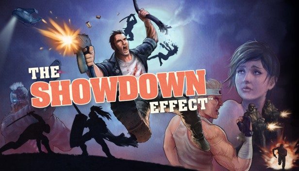 The Showdown Effect Digital Deluxe Gift Steam / RU CIS