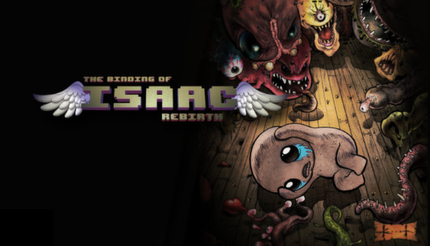 The Binding of Isaac Rebirth (Steam Gift / RU / CIS)