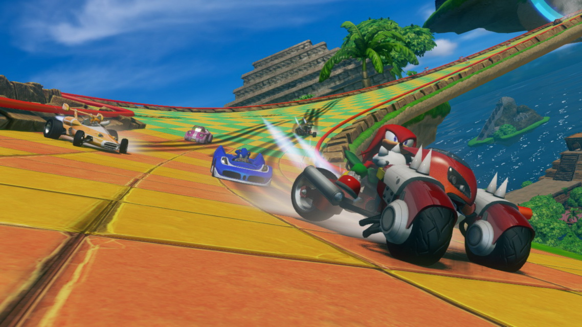 Sonic & All-Stars Racing Transformed (Steam Gift / RU)