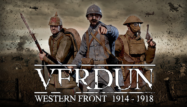 Verdun (Steam Gift / RU / CIS)