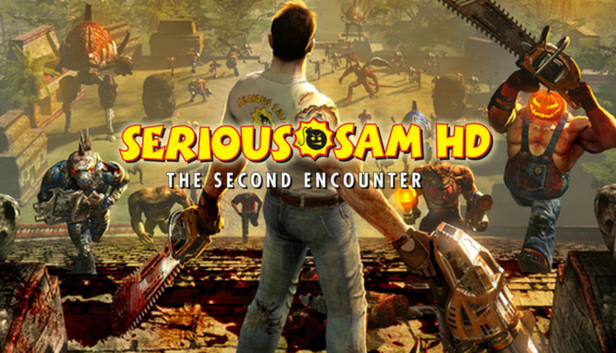 Serious Sam HD: The Second Encounter Steam Gift RU CIS