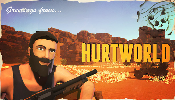 Hurtworld (Steam Key / Region Free)