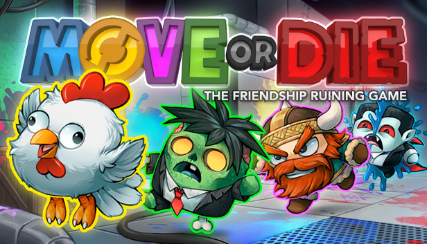 Move or Die (Steam Gift / RU / CIS)