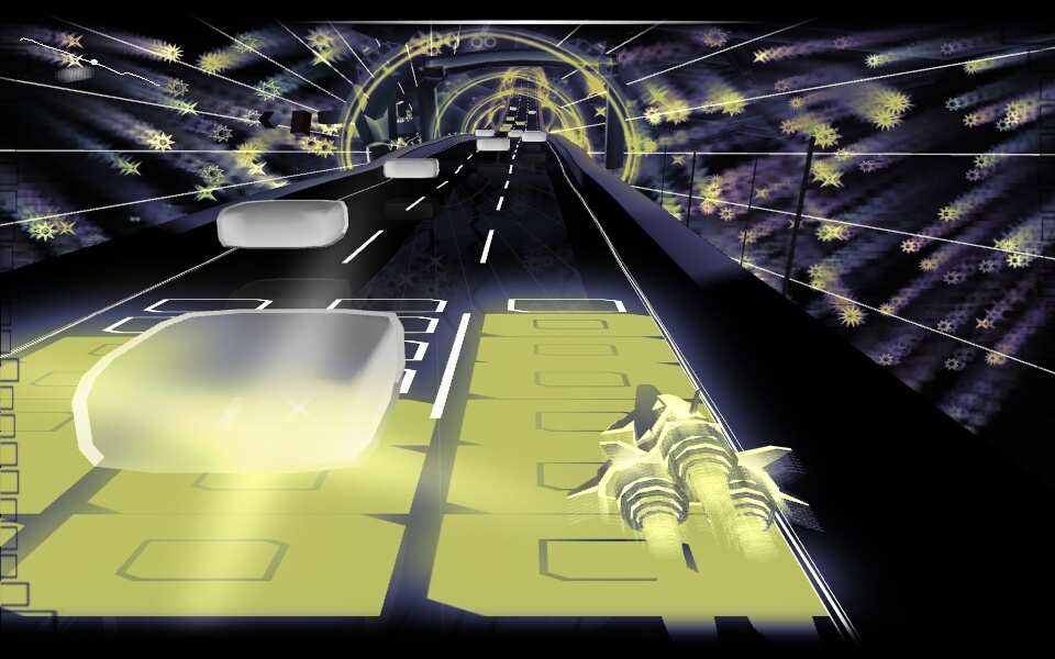 AudioSurf (Steam Gift / RU)