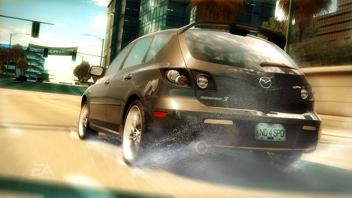 Need for Speed Undercover (Steam Gift / RU / CIS)