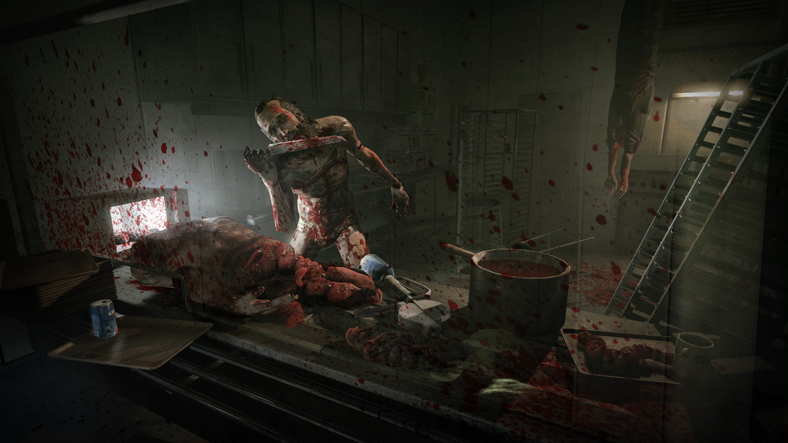 Outlast: Whistleblower DLC (Steam Gift / RU / CIS)