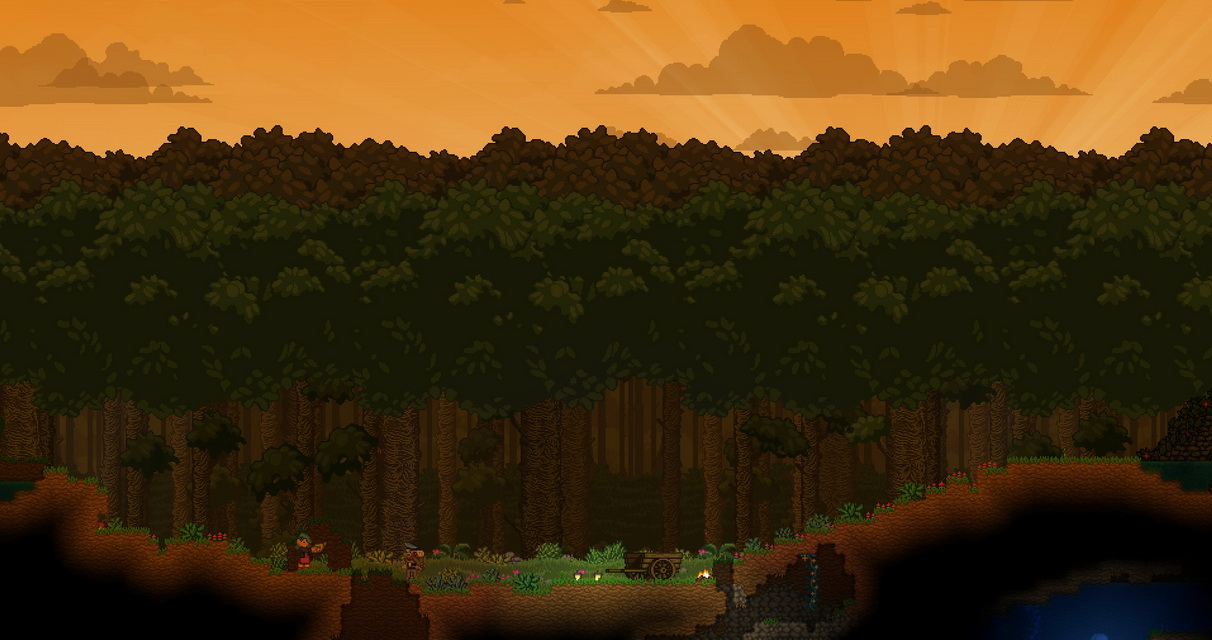 Starbound (Steam Gift / RU / CIS)