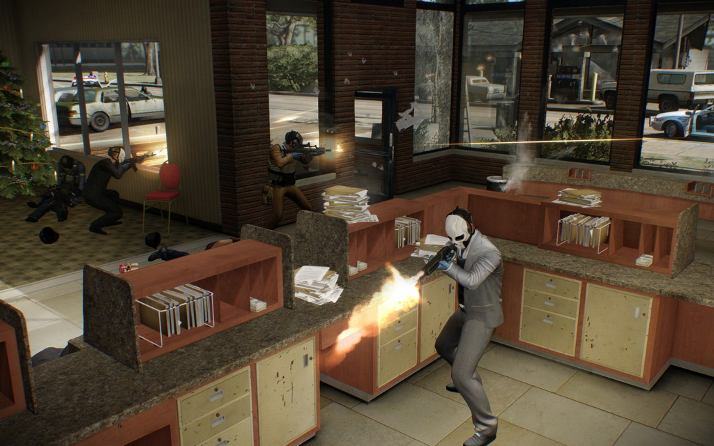 PAYDAY 2: GOTY Edition (Steam Gift / RU / CIS)