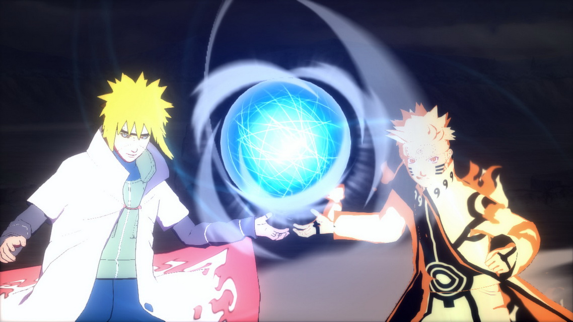 NARUTO SHIPPUDEN: Ultimate Ninja STORM Bundle Steam RU