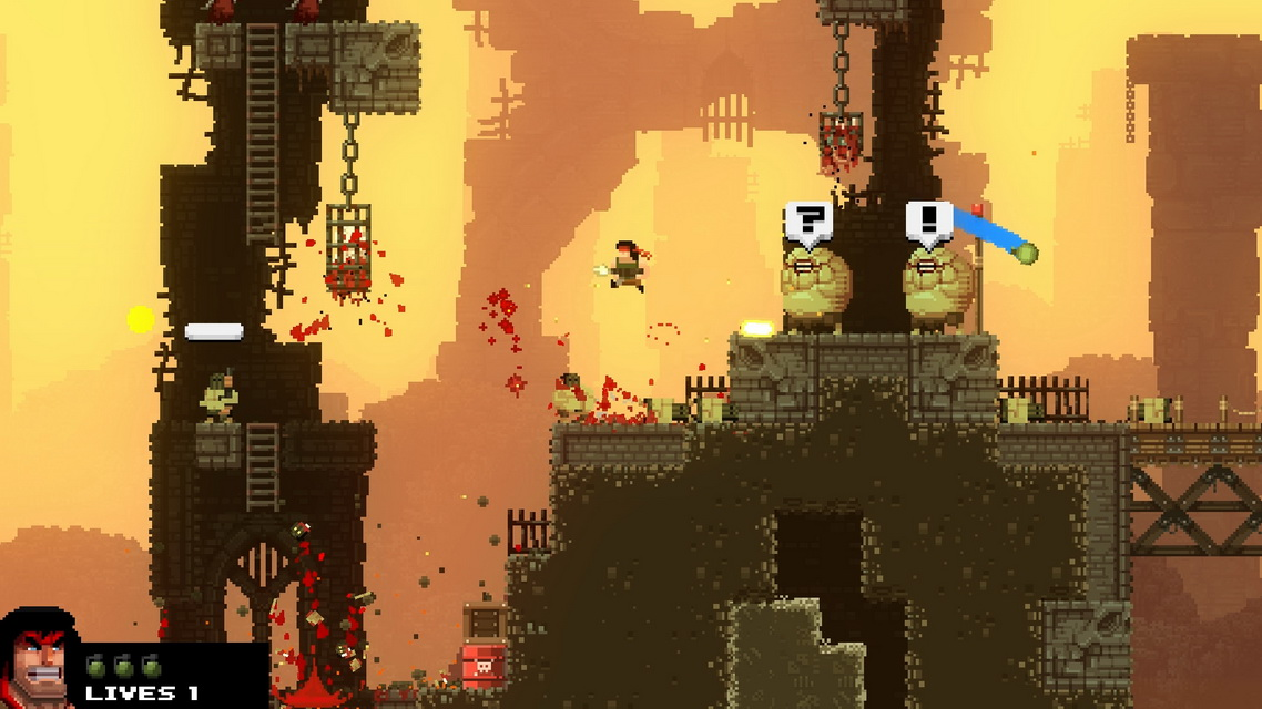 Broforce (Steam Gift / RU / CIS)