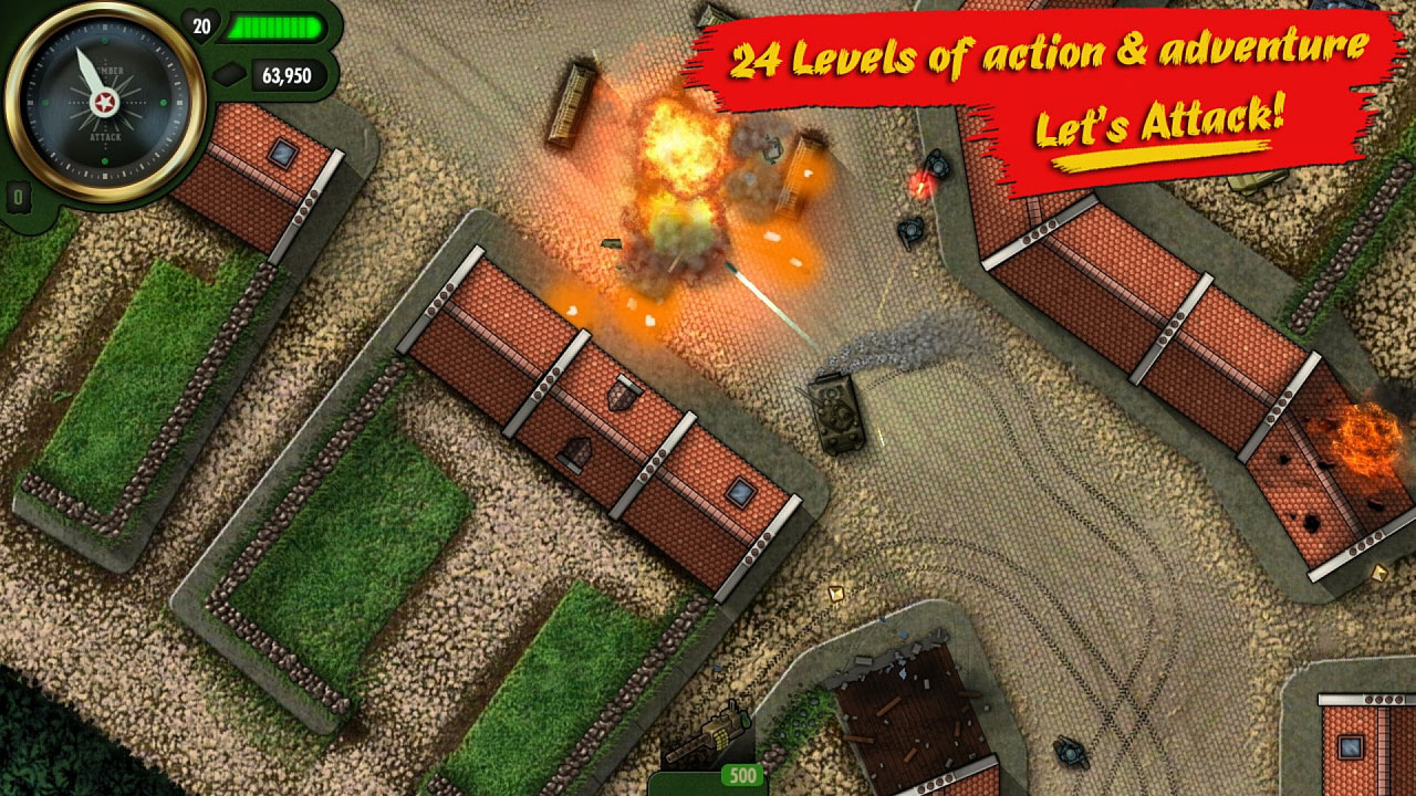 iBomber Attack (Steam Key)