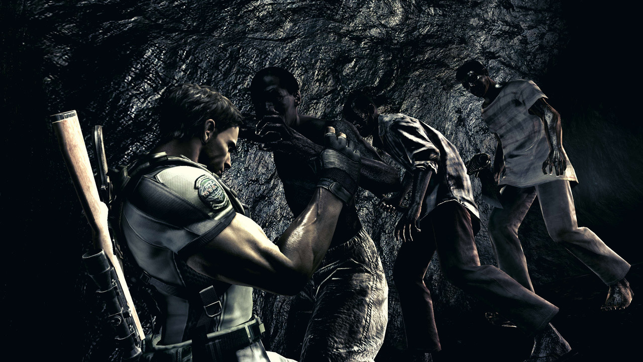 Resident Evil 5 (Steam Gift / Region Free)