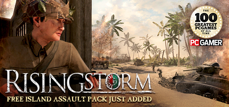 Rising Storm GOTY (Steam Gift / Region Free)