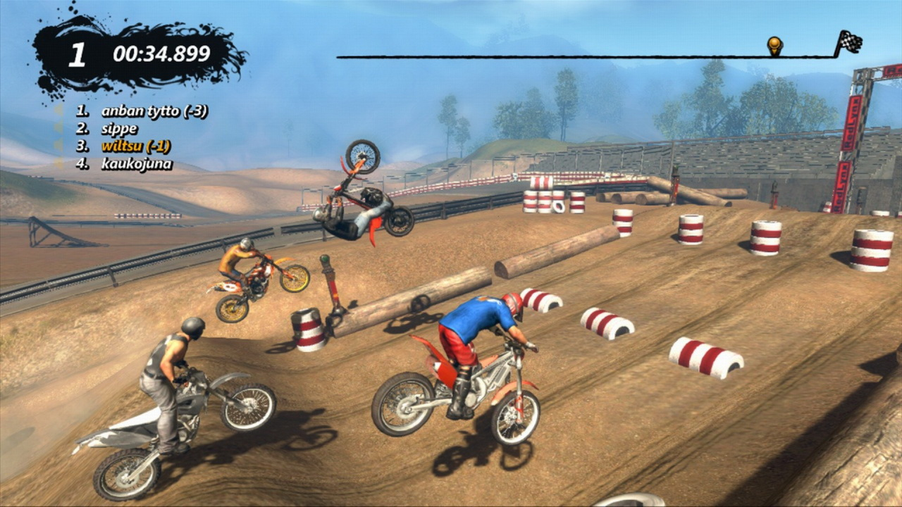 Trials Evolution Gold Edition (Steam Gift Region Free)