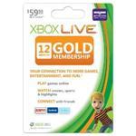 12+2 месяцев Xbox Live gold card (все страны) СКАН