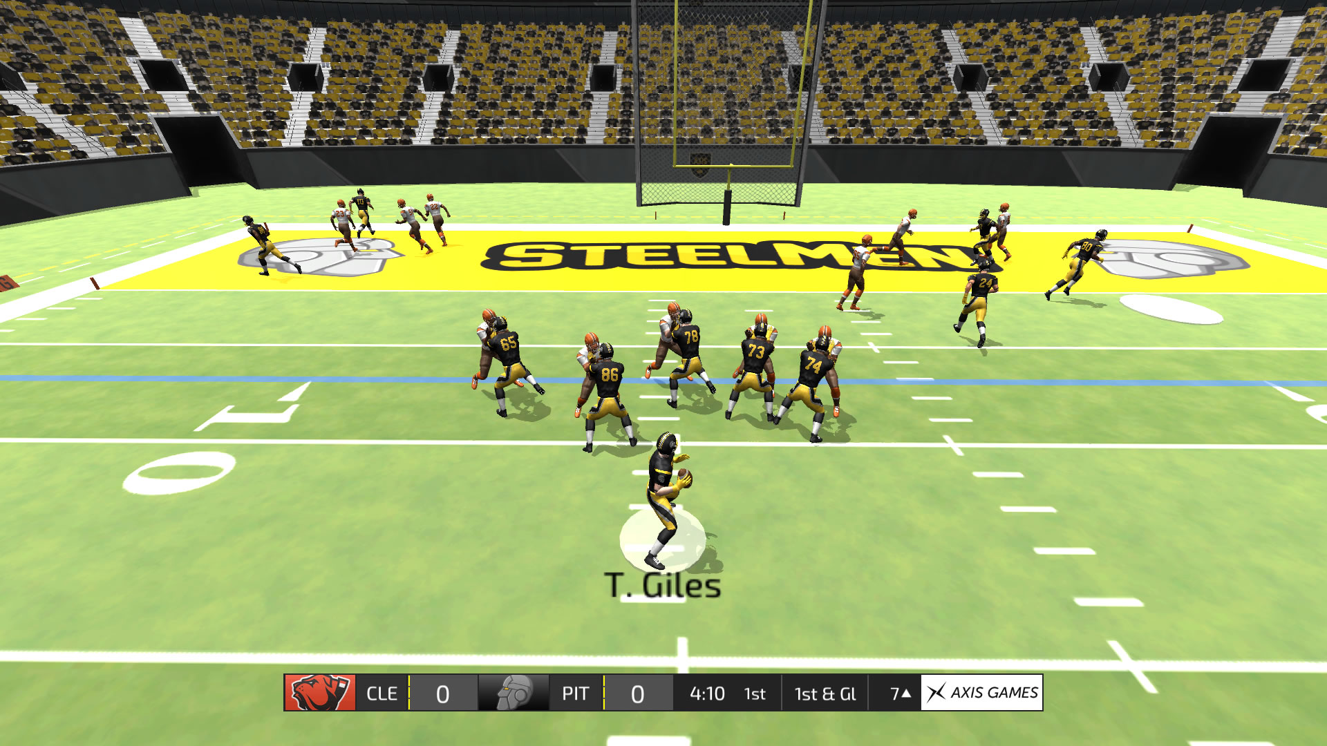 Axis Football 2016 STEAM KEY ROW/Region Free/BONUS