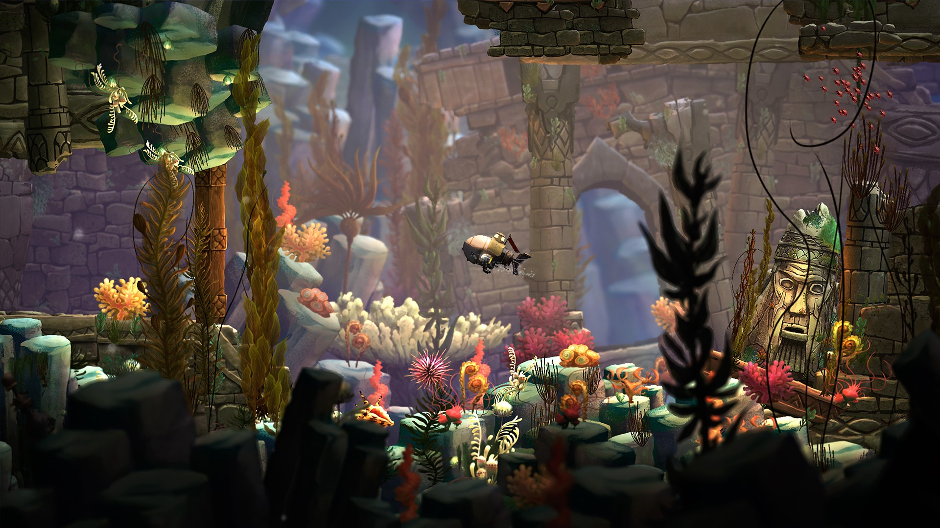 Song of the Deep STEAM KEY ROW/Region Free/BONUS