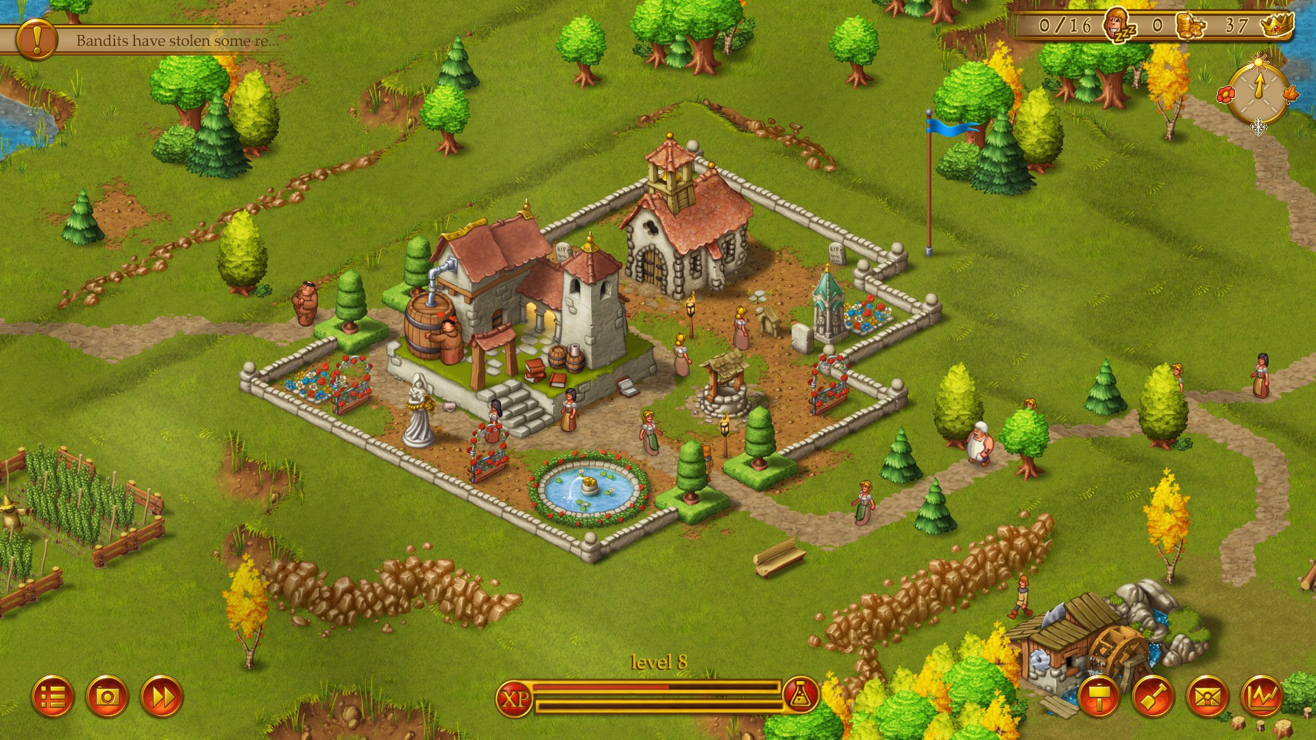 Townsmen STEAM KEY ROW/Region Free/BONUS