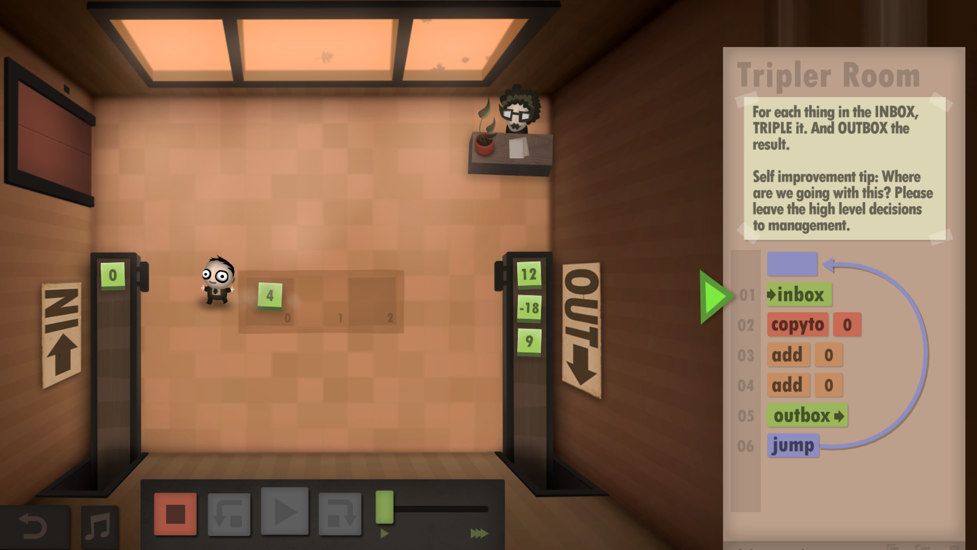 Human Resource Machine STEAM KEY ROW/Region Free/BONUS