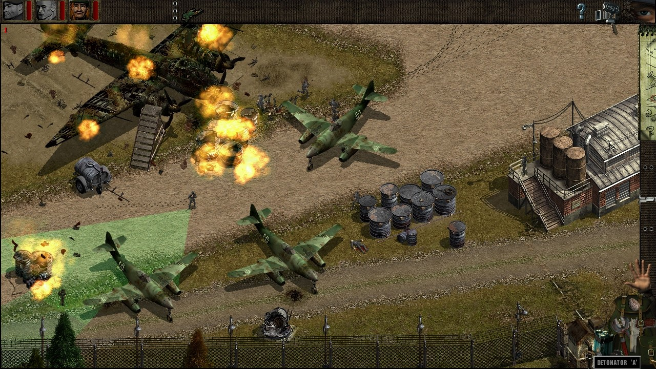Commandos Collection STEAM KEY ROW/Region Free/BONUS
