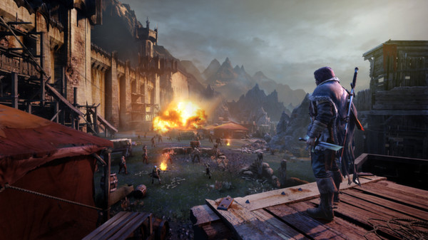 Shadow of Mordor Game of the Year - STEAM Key RU+CIS+UA