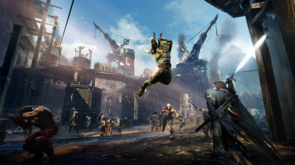 Middle-earth Shadow of Mordor GOTY STEAM Key RU+CIS+UA