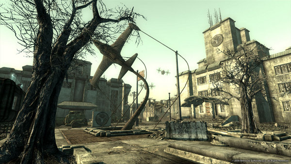 Fallout 3 Game of the Year GOTY - STEAM Key ROW / free